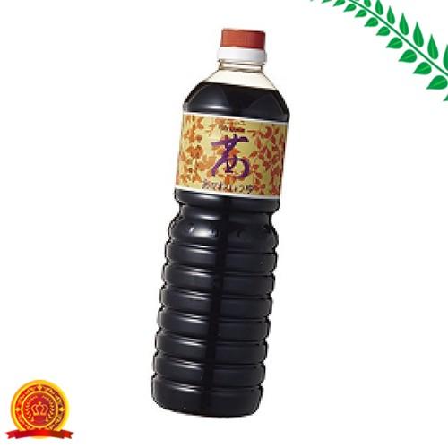 単品販売 茜醤油1L ペットボトル [代引選択不可]