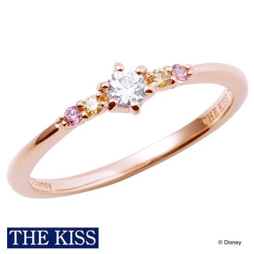 ディズニー 美女と野獣 ベル リング・指輪 ディズニープリンセス アクセサリー Disney THE KISS ザキス ザキッス プレゼント