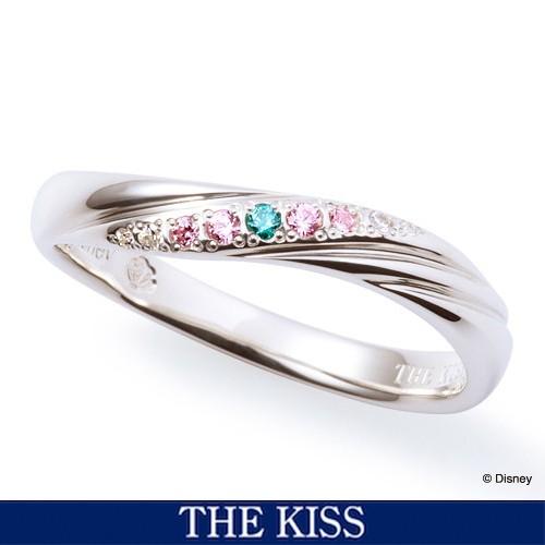 ディズニー リング・指輪 アリエル リトルマーメイド ディズニープリンセス アクセサリー THE KISS ザキス ザキッス プレゼント 誕生日