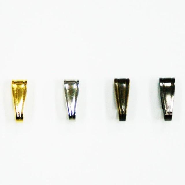 バチカン BAIL-L 5個 ペンダント ネックレス パーツ アクセサリー 材料 手芸 素材