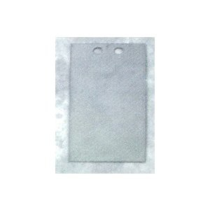 Harp メッキベーシック No.6300用 ステンレス極板 No.3907 メッキ加工 メッキ塗装 小型メッキ装置 表面処理
