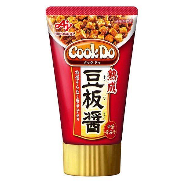 [5個]味の素 CookDo熟成豆板醤チューブ90g 賞味期限2020.09.05