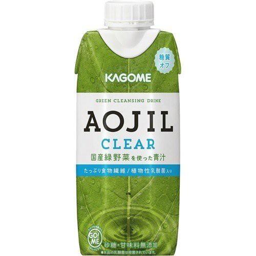 AOJIL CLEAR 330ml×12本 紙パック