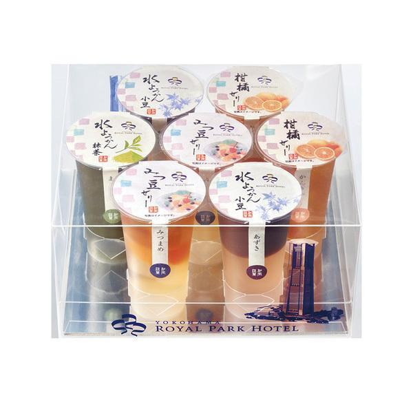 [送料無料][3箱]宝幸 横浜ロイヤルパークホテル 和風涼菓詰合せ RPJ-35WB 賞味期限2020.12.01【賞味期限間近】