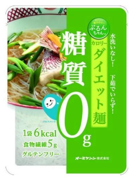 [送料無料][50個]ぷるんちゃん 麺タイプ 100g 賞味期限2021.07.27以降