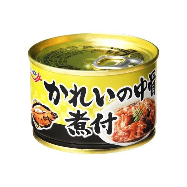 [6缶]極洋 かれいの中骨煮付 140g 賞味期限2022.05.01