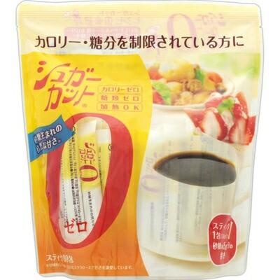 シュガーカットゼロ 顆粒 80包 【 浅田飴 】 [ ダイエット バランス栄養食 砂糖 甘さ控えめ 低カロリー カロリーコントロール 健康維持