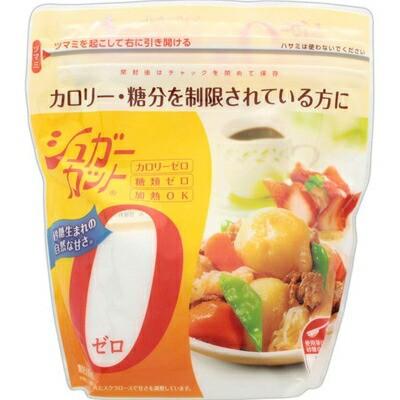 シュガーカットゼロ 顆粒 500g 【 浅田飴 】 [ ダイエット バランス栄養食 砂糖 甘さ控えめ 低カロリー カロリーコントロール 健康維持