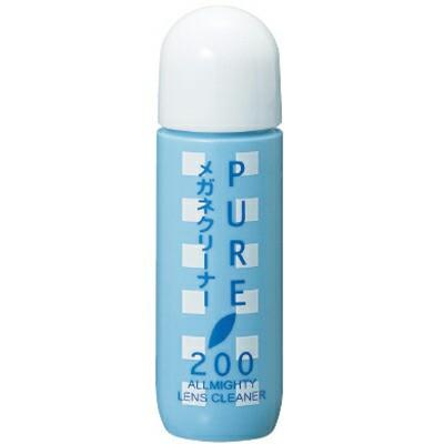 パールピュア200 クリーナー 12mL 【 パール 】 [ 眼鏡 メガネ クリーナー 眼鏡拭き メガネ拭き ]