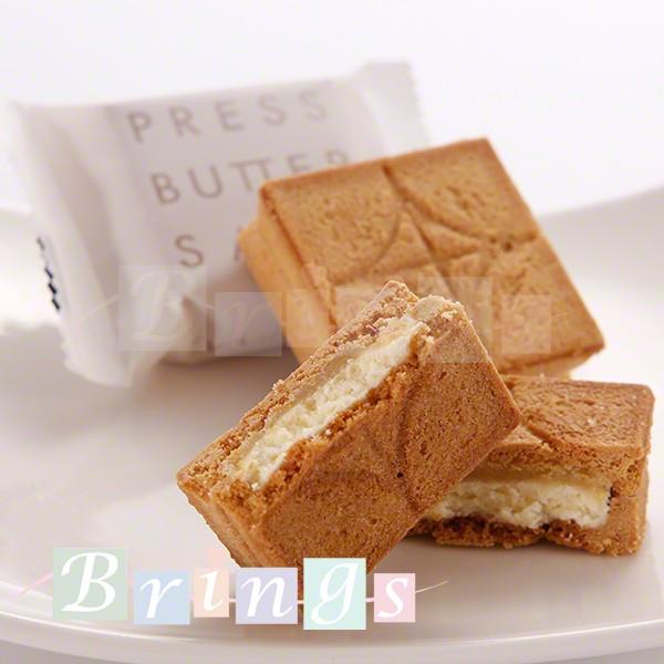 プレスバターサンド 9個入 PRESS BUTTER SAND 専用おみやげ袋(ショッパー)付き