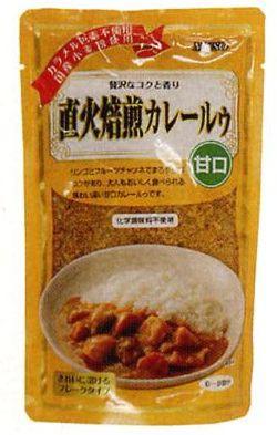 ムソー 直火焙煎カレールゥ・甘口 170g