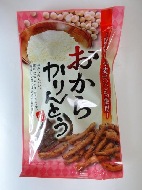 山田製菓 おからかりんとう 80g