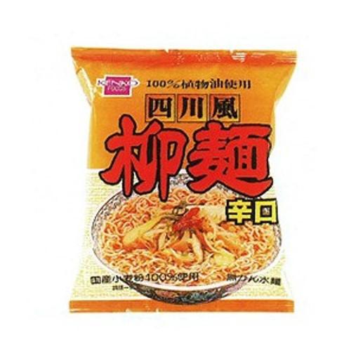 健康フーズ 四川風柳麺(辛口) 100g