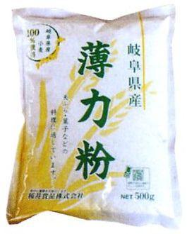 桜井 岐阜県産・薄力粉 500g