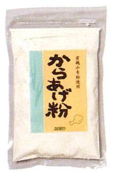 ムソー 有機小麦粉使用・からあげ粉 120g