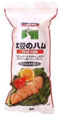 三育 大豆のハム 400g