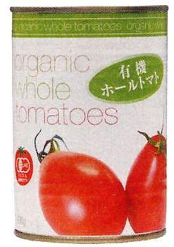 むそう 有機ホールトマト 400g