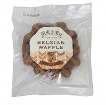 クロスロード 国産小麦のベルギーワッフル ココア (6個セット)