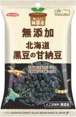 純国産北海道黒豆の甘納豆(95g) ノースカラーズ