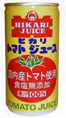ヒカリ トマトジュース・無塩 190g X30本