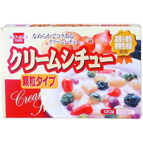 健康フーズ クリームシチュー 120g