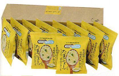 コスモス食品 ネイチャーフューチャー 和だし 玉子スープ( 8.9g ) 10食