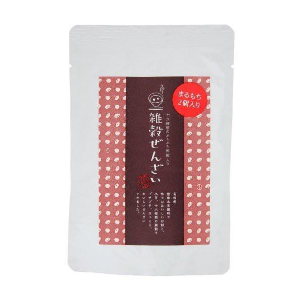レトルト雑穀ぜんざい(150g) 吉田ふるさと村
