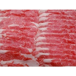 国産牛 もも・ばらスライス(500g)