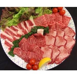 国産牛 盛り合わせ焼肉セット(1Kg)