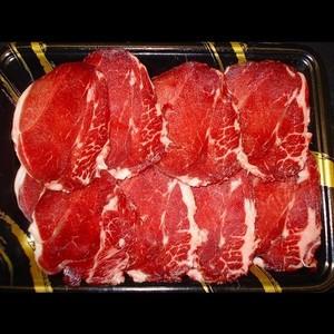 猪肉ローススライスパック(300g)〔カナダ産〕冷凍パック