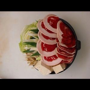 猪肉特選ロース・肩ロースセット(100g)〔兵庫県産〕冷凍パック