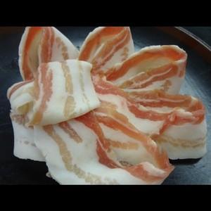 黒豚「匠」【鹿児島産】バラスライス(500g)