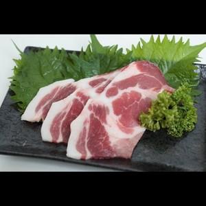 黒豚「匠」【鹿児島産】肩ロース焼肉カット(500g)