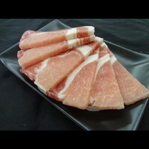 豚ロース焼肉カット「夢の大地」【北海道産】(500g)
