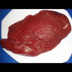ダチョウ肉(ミックスステーキ)  業務用 【豪州産】冷凍ブロック 暫定1Kg