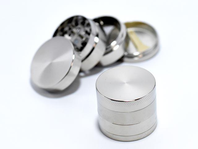4層式高性能グラインダー/葉タバコ(シャグ)など用ミキサー(小)
