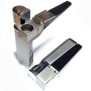 ライター一体型パイプ 喫煙具 葉タバコ(シャグ)など用