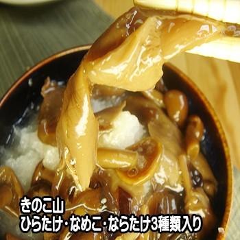 きのこ山 250gメール便 醤油味 同梱 お試し なまため 祝 ギフト 惣菜 キノコ 茸 ヘルシー きのこ汁 きのこご飯 鍋 うどん そば 5298