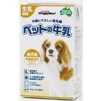 ドギーマン ペットの牛乳 成犬用 250ml×24