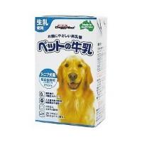 ドギーマン ペットの牛乳 シニア犬用 250ml×24