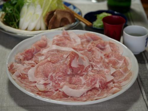 【京都】 お鍋セット(ロースしゃぶしゃぶ肉・京都餃子・ウインナー)
