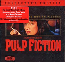 Soundtrack / Pulp Fiction (Collector s Edition) (輸入盤CD)(パルプ・フィクション)