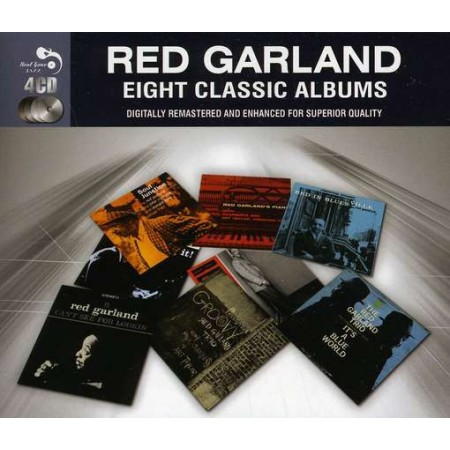 Red Garland / 8 Classic Albums (輸入盤CD)(レッド・ガーランド)