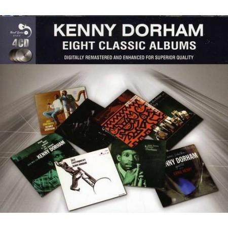 Kenny Dorham / 8 Classic Albums (輸入盤CD) (ケニー・ドーハム)(X)