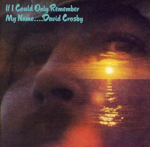 David Crosby / If I Could Only Remember My Name (輸入盤CD)(デヴィッド・クロスビー)