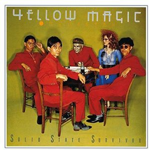 Yellow Magic Orchestra / Solid State Surviver (輸入盤CD)(イエロー・マジック・オーケストラ)