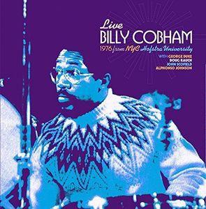 Billy Cobham / Live At Hofstra University New York (輸入盤CD)(ビリー・コブハム)