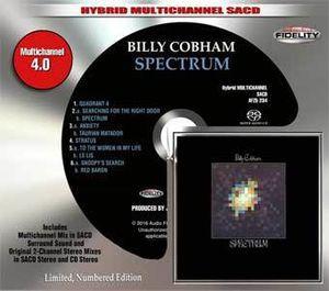Billy Cobham / Spectrum (輸入盤CD)(ビリー・コブハム)