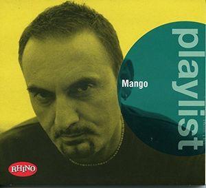 Mango / Playlist: Mango (輸入盤CD)【K2016/5/6発売】