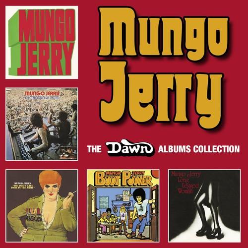 Mungo Jerry / Dawn Albums Collection (Box)(輸入盤CD)(2017/9/29発売)(マンゴ・ジェリー)